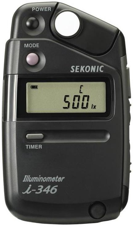 Digital Illuminometer / Light Meter