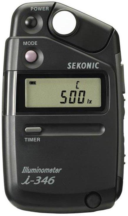 Digital Illuminometer / Light Meter