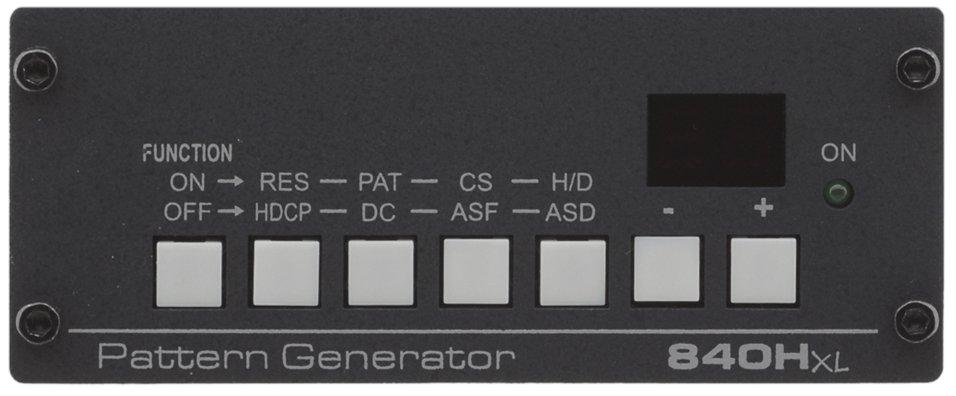 HDMI Video Test Pattern Generator
