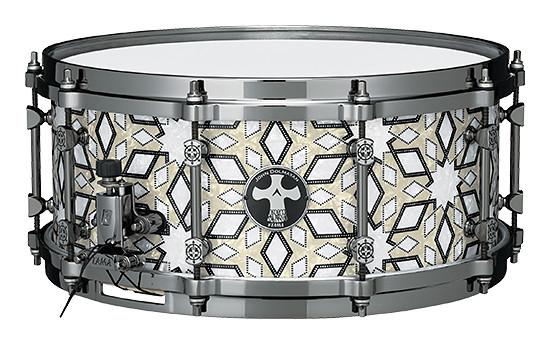 "6""x14"" John Dolmayan Signature Snare Drum"