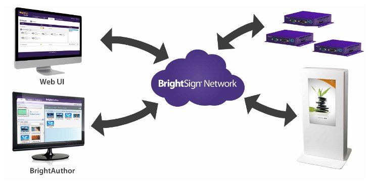 BrightSign Network Annual Subscription