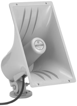 60W Weather Resistant Horn Speaker