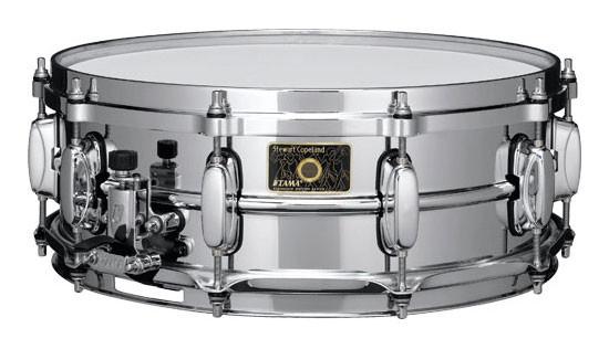 """Tama SC145  5""""x14"""" Stewart Copeland Signature Snare Drum SC145"""
