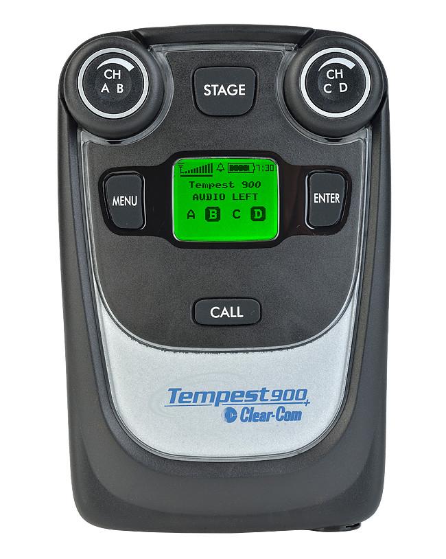 Tempest 900 4-Channel Belt Pack