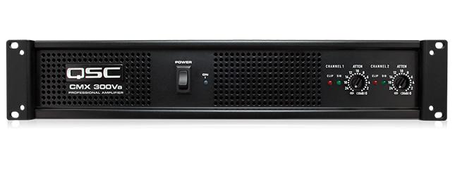 CMX Series 2RU 300W @ 4 Ohms Stereo Power Amplifier