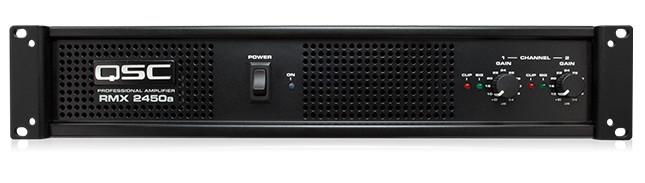 RMX Series 750W-Channel @ 4 Ohms Stereo Power Amplifier