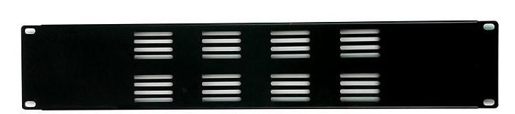 Elite Core Audio OSP-HYC-39V  2RU Vented Blank Rack Panel OSP-HYC-39V
