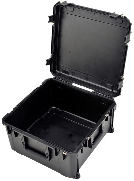 "iSeries 22"" x 22"" x 12"" Waterproof Utility Case with Wheels"
