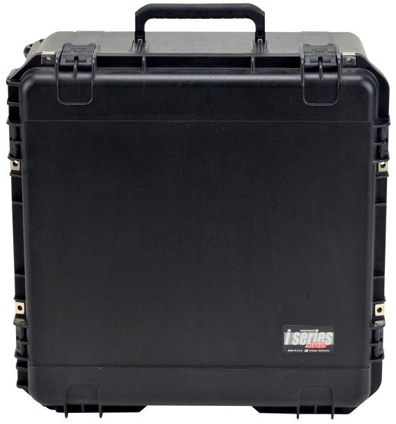 "iSeries 22"" x 22"" x 12"" Waterproof Utility Case with Wheels"