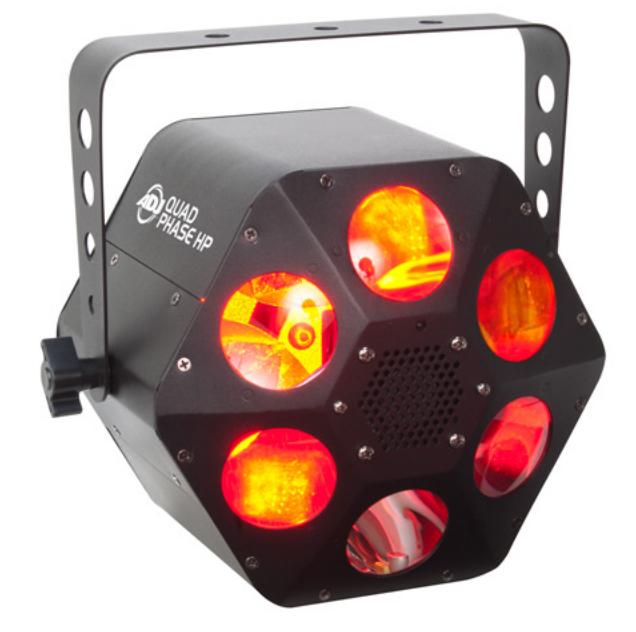 32W 4 in 1 Quad LED RGBW Fixture