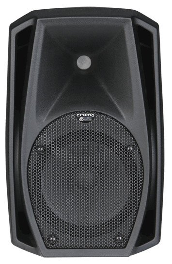 "8"" 2-Way Powered Speaker"