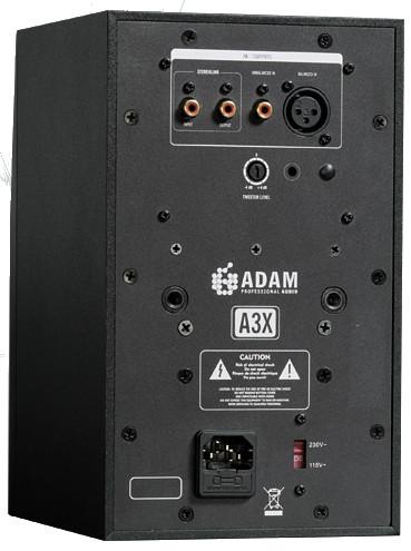 "4.5"" Near-Field 2-Way Studio Monitor"