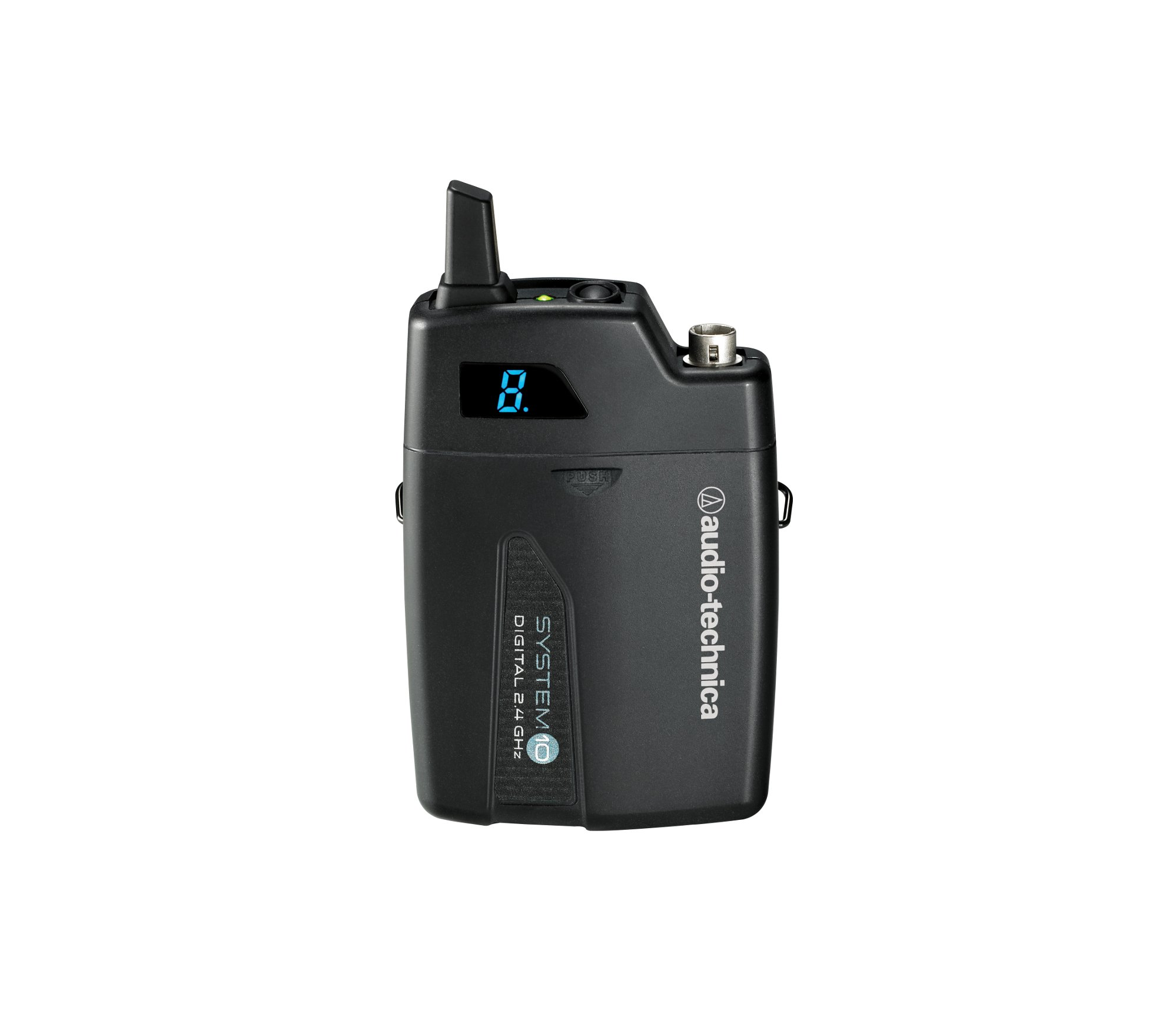System 10 Wireless Body Pack Transmitter