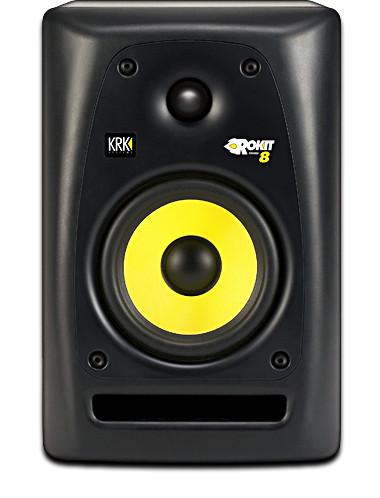 "8"" 2-Way Active Studio Monitor"