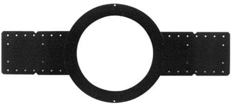 Atlas Sound FAP82-TR New Construction Trim Ring Kit for FAP82T & FAPSUB FAP82TR