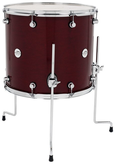 "16""x18"" Design Series Floor Tom in Cherry Stain Finish"