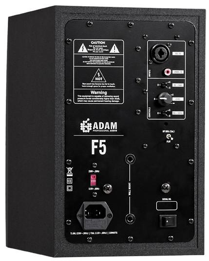 "5"" Near-Field 2-Way Studio Monitor"