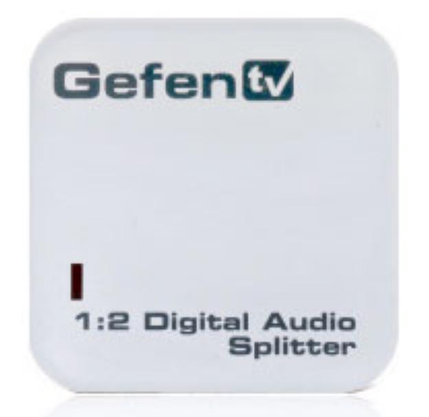 Digital Audio Splitter 1:2