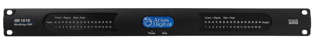 Atlas Sound BB-1616 16 Input x16 Output DSP Audio Processor BB-1616
