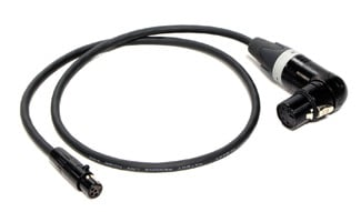 "24"" RX Emergency Two Cables for XLR 5-Pin"