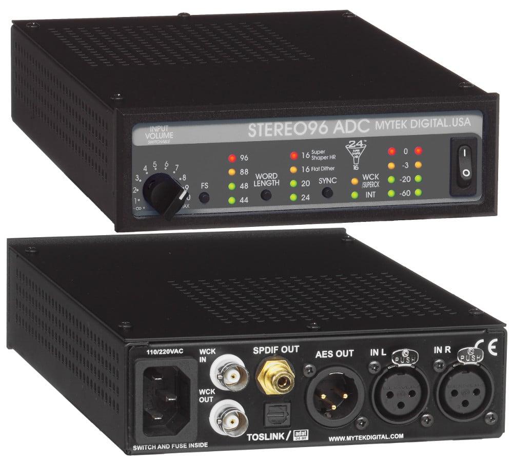 Digital Audio Converter for Mastering