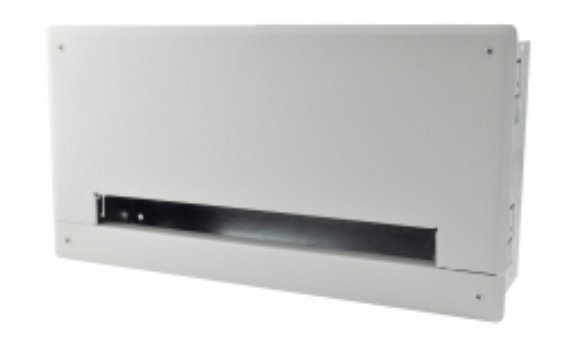 Replacement Cover for PWB-250 Display Wall Box in White