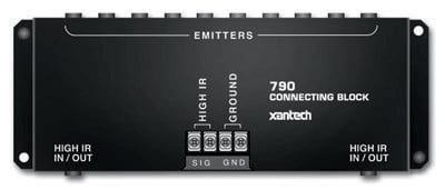 Multiple Emitter Connecting Block for 079144/079210
