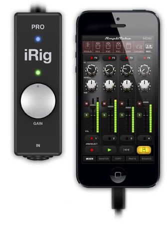 Universal Audio-MIDI Interface for iOS Devices