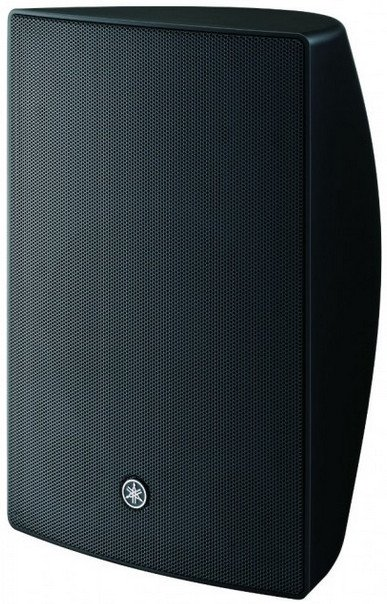 "Yamaha VXS8 8"" 2-Way Speakers in Black VXS8"
