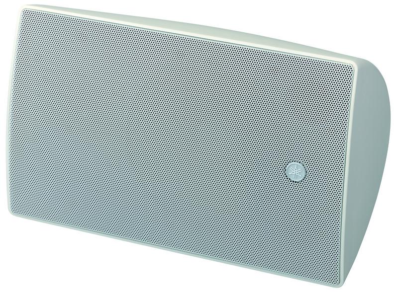 "8"" 2-Way Installation Speaker in White, Sold in Pairs"