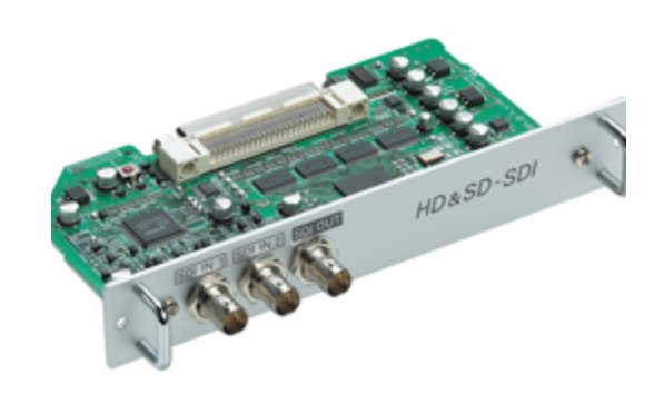 HD and SD-SDI Module for DHD800 Projector