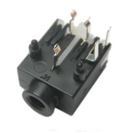 Panasonic K2HC103B0143 Headphone Jack for AGDVC7P K2HC103B0143