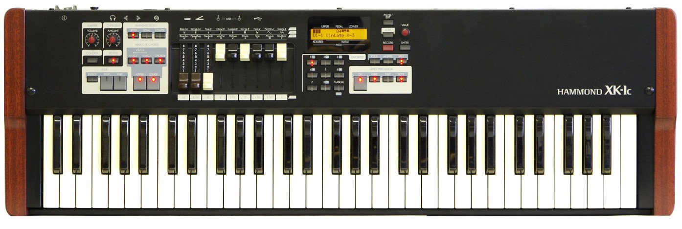 61-Key Portable Organ