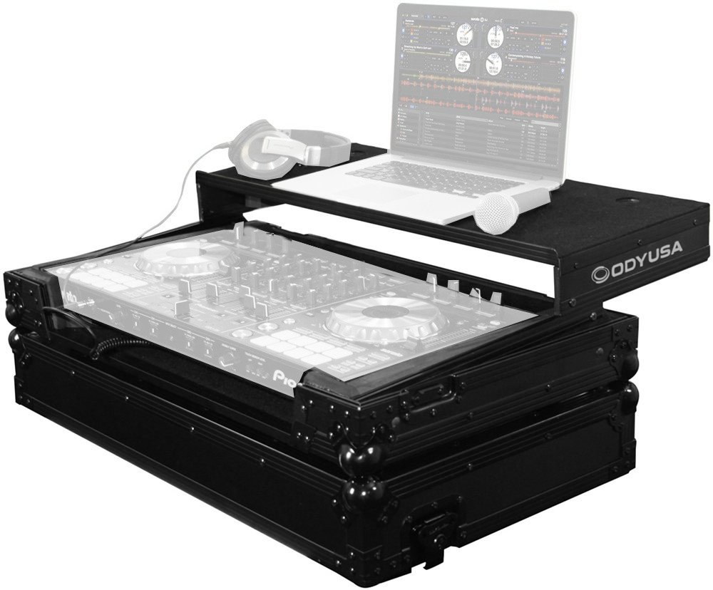 Flight FX™ Series Glide-Style DJ Controller Case for Pioneer DDJ-XS/S1/T1
