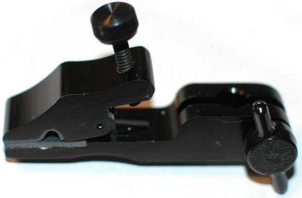 Bell-Mount Clamp for Wi5, Wi5II, P808, LS, and System 1 Microphone Systems