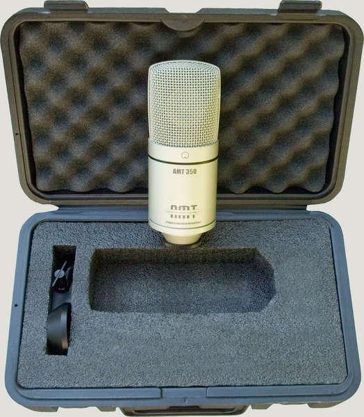 Large Diaphragm Cardioid Condenser Studio Microphone