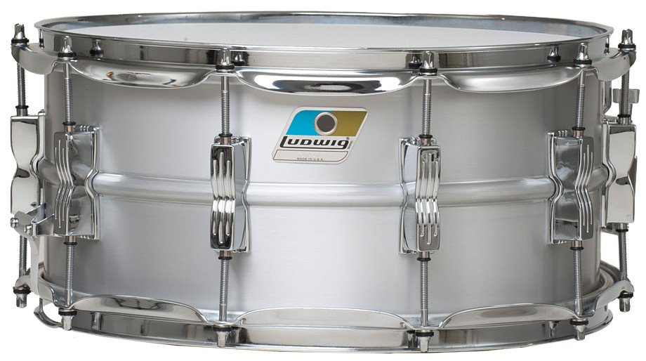 "Ludwig Drums LM405C  6.5"" x 14"" Classic Acrolite Snare Drum LM405C"
