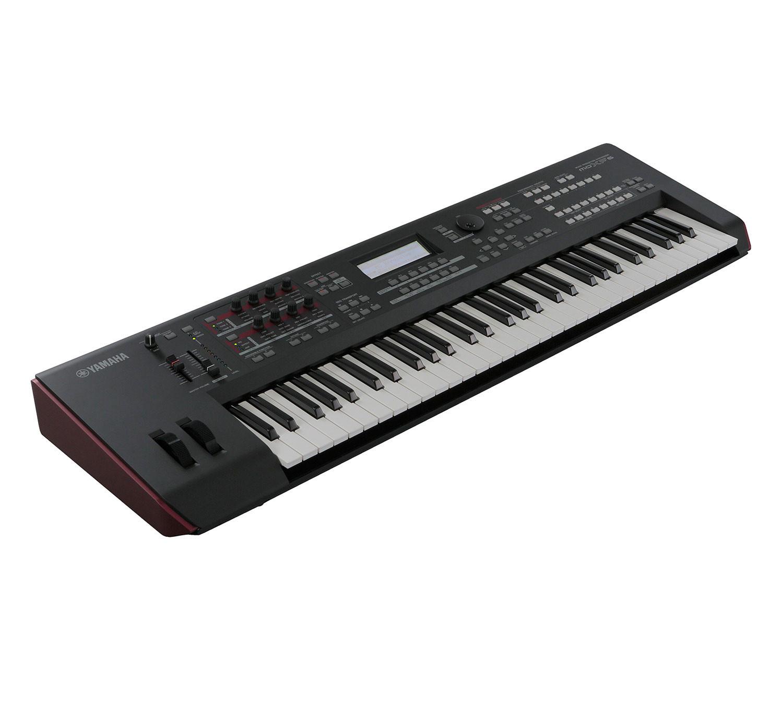 61-Key Synthesizer Workstation