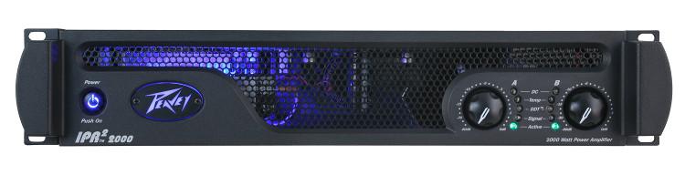 530W Stereo Power Amplifier