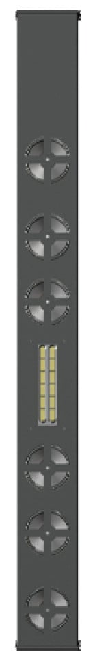 """Vertical Line Array Pair for 65-80"""" Displays"""