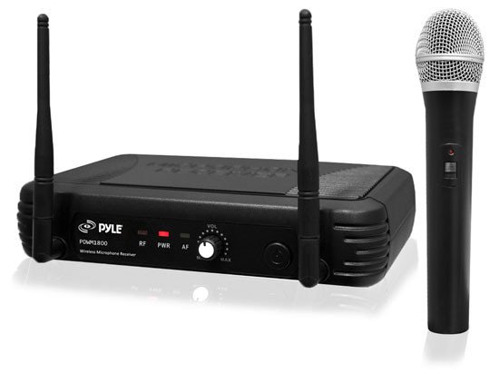 Premier Series UHF Wireless Handheld Microphone System