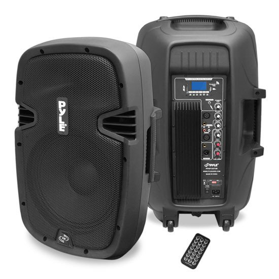 "1,200W 15"" Active 2-Way PA Speaker with Bluetooth"
