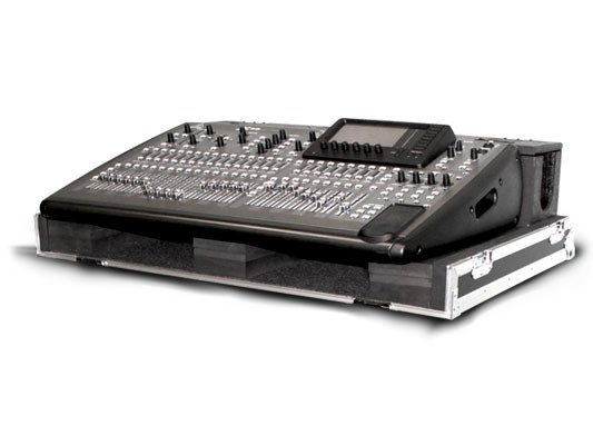 Flight Zone Case for the Behringer X32 with Doghouse, Cover and Wheels
