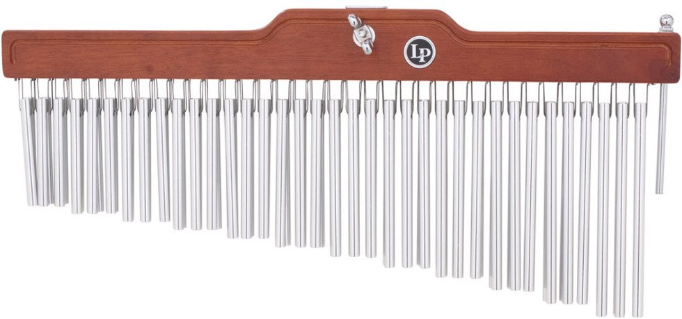 Latin Percussion LP625 72 Bar Double Row Whole Tone Bar Chimes with Striker LP625