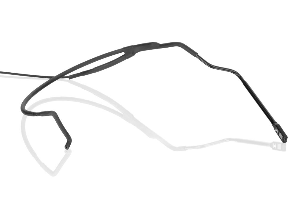 Omnidirectional Head Microphone for the Sennheiser 3.5mm Wireless Transmitters in Black