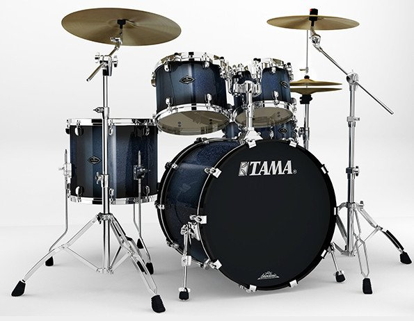 "Starclassic Performer B/B 4-Piece Kit plus 14"" Snare"