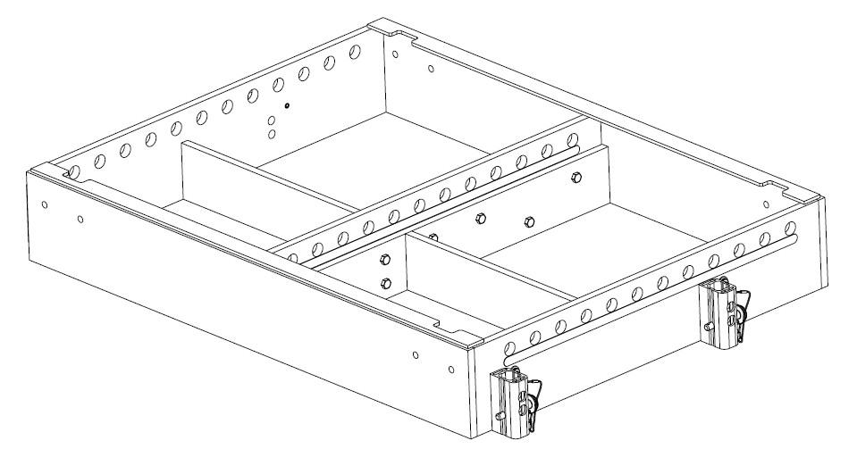 EAW-Eastern Acoustic Wrks FB174 Flybar for KF740 FB174