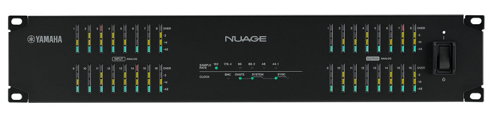 16-Channel Analog Interface