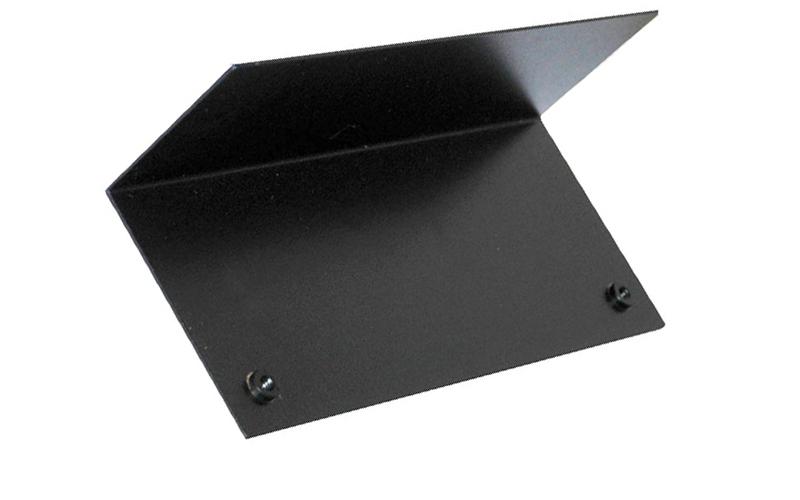 1/3 RU Filler Panel for 21075-501 Shelf Assembly
