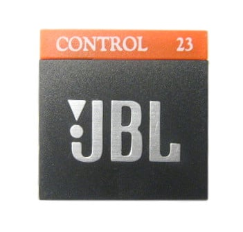 JBL 950-00006-00  Log Plate For Control 23 950-00006-00